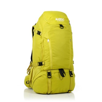 MAROC Travel Backpack 45L - Asilah Yellow
